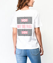 Vans Another Dimension White T-Shirt