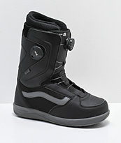 Vans Aura Pro Black Snowboard Boots 2019