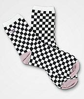Vans Checkered Shinner Crew Socks