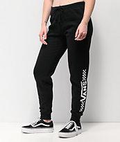 Vans Funnier Times pantalones deportivos negros