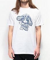 Vans Rowan Graphic White T-Shirt