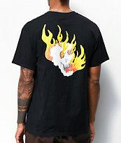Vans Rowan Skull Black T-Shirt