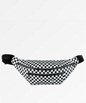 Vans Ward Black & White Checkered Cross Body Pack