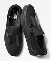 Vans x David Bowie Slip-On Blackstar zapatos de skate