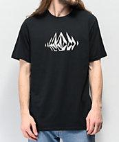 Volcom Stone Sounds camiseta negra