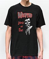 Zero x The Misfits Legacy Black T-Shirt