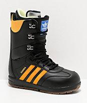 adidas Samba ADV 2020 botas de snowboard negras