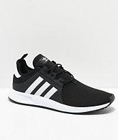 adidas Xplorer zapatos negros y blancos