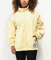 adidas x Nora chaqueta de polar amarillo