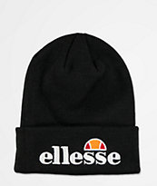 ellesse Velley Black Beanie
