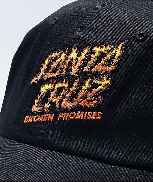 Broken Promises x Santa Cruz Boneyard Strapback Hat