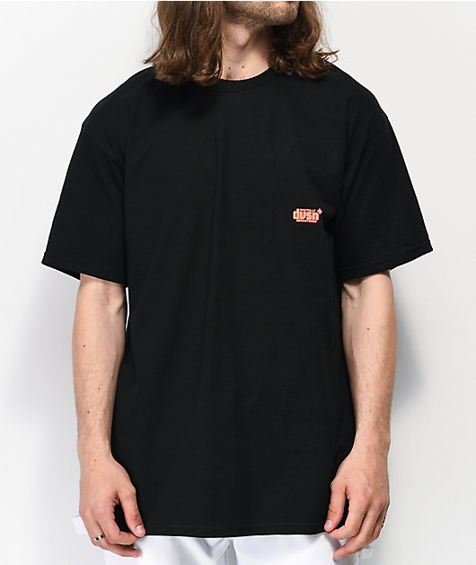 10 Deep Heartlaee camiseta negra