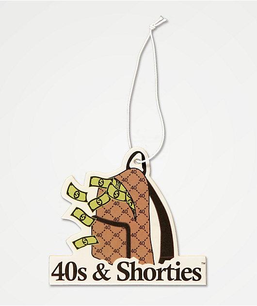 40s & Shorties Money Bag Air Freshener