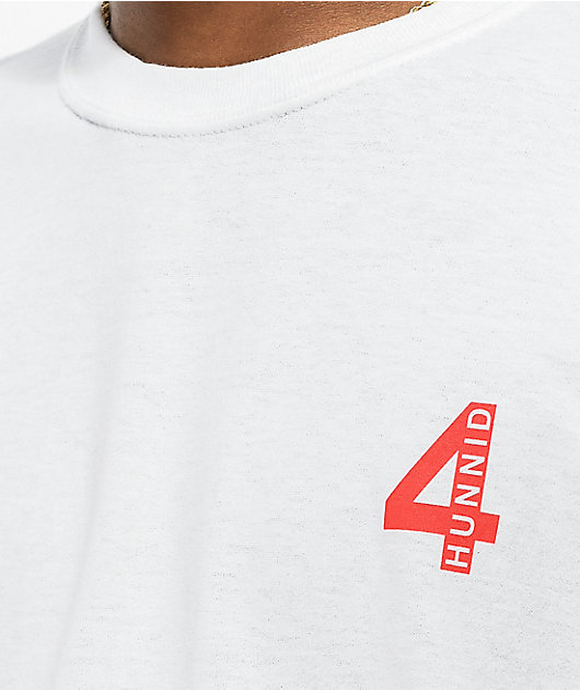 4Hunnid Good Sex White T-Shirt