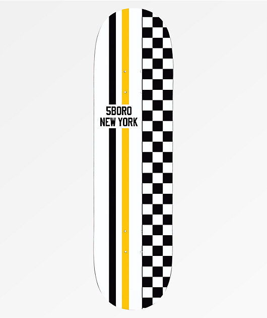5Boro Race Stripes 8.0
