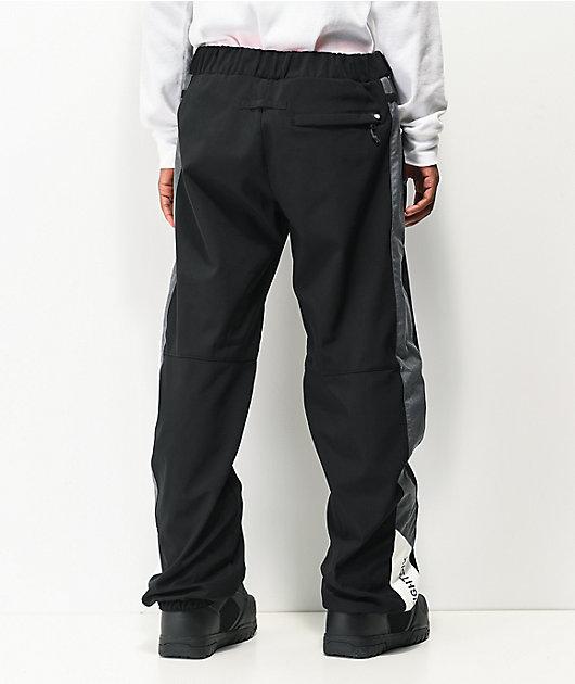 686 Waterproof Track Pant Black 10K Snowboard Pants