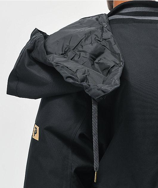 686 x Primitive Technical 10K chaqueta de snowboard negra