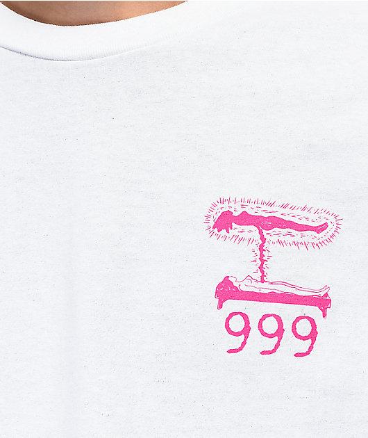 999 Club by Juice WRLD camiseta blanca