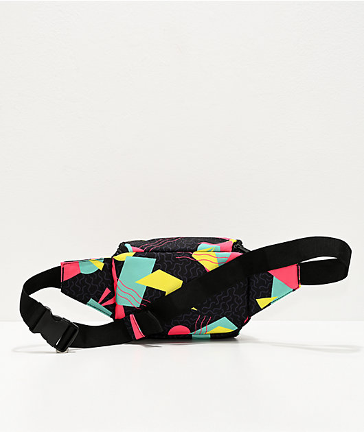 A-Lab Activitiespack Black Fanny Pack