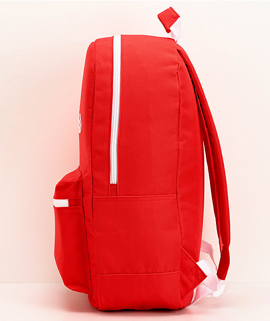 A-Lab Barbara Tribal Heart Red Backpack