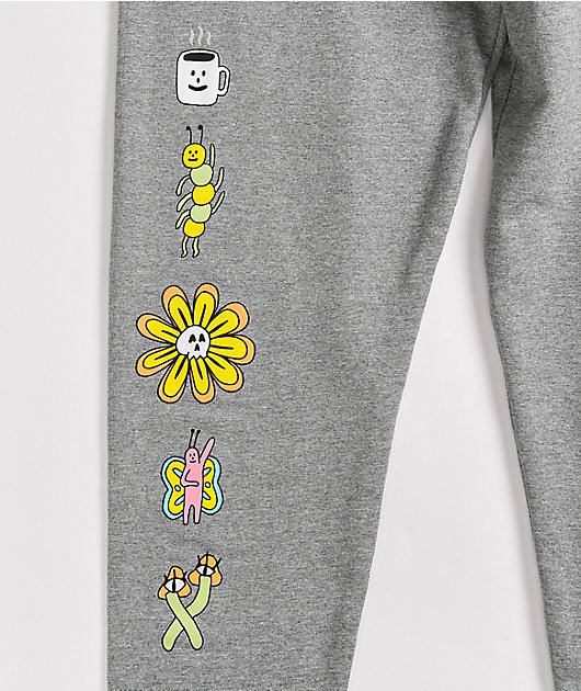 A-Lab Buddies Grey Sweatpants
