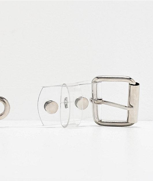 A-Lab Clear Grommet Belt