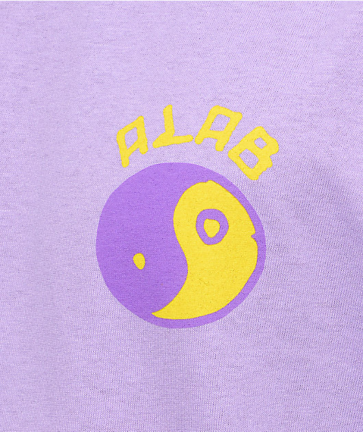 A-Lab Cruisin n Brusin Purple T-Shirt