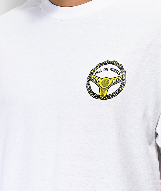 A-Lab Daredevil White T-Shirt