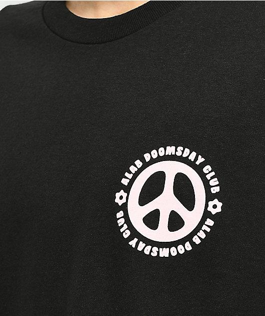 A-Lab Doomsday Club Black T-Shirt