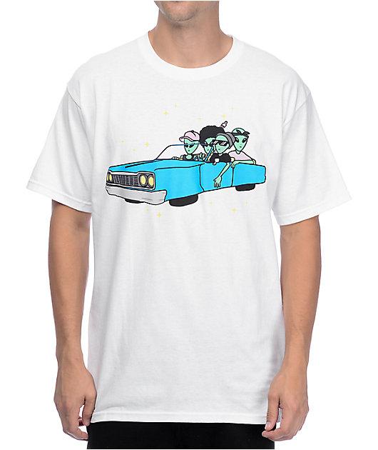 A-Lab Galaxy Boyz camiseta blanca