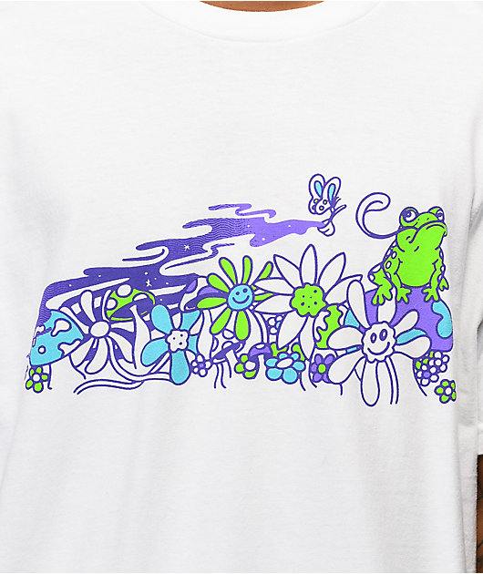 A-Lab Gone Trippin White T-Shirt