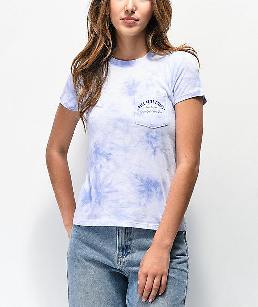 A-Lab Kito Nice Nails Lavender Tie Dye T-Shirt