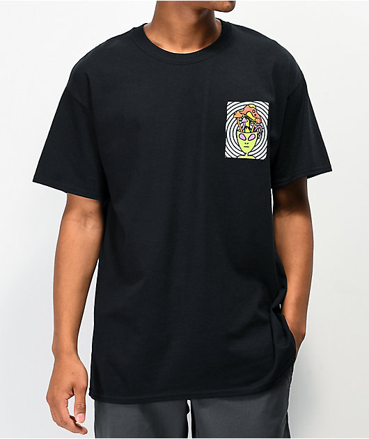 A-Lab Minds Expanded camiseta negra