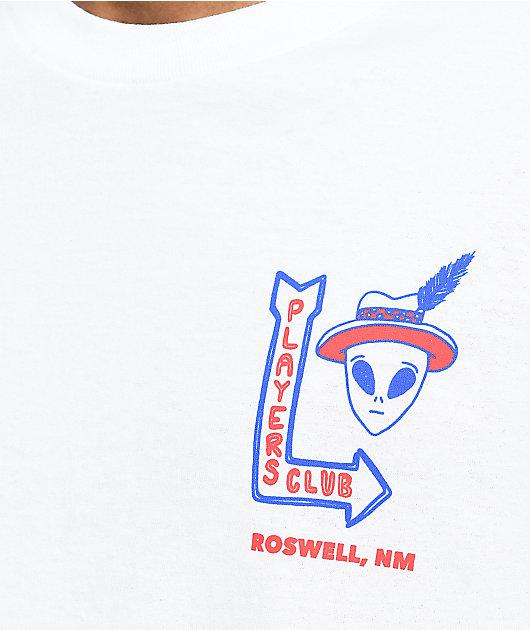 A-Lab Players Club camiseta blanca