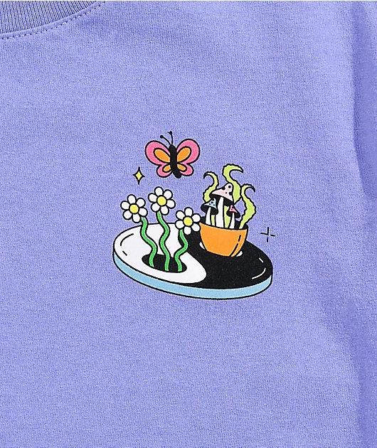A-Lab Rainen Planters Lavender T-Shirt