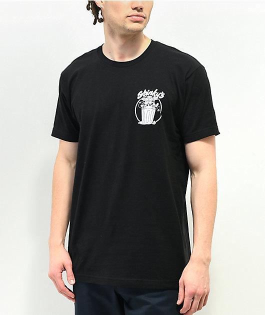 A-Lab Stinky's camiseta negra