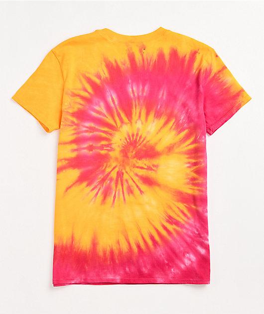 A-Lab Take A Trip Rainen Tie Dye T-Shirt