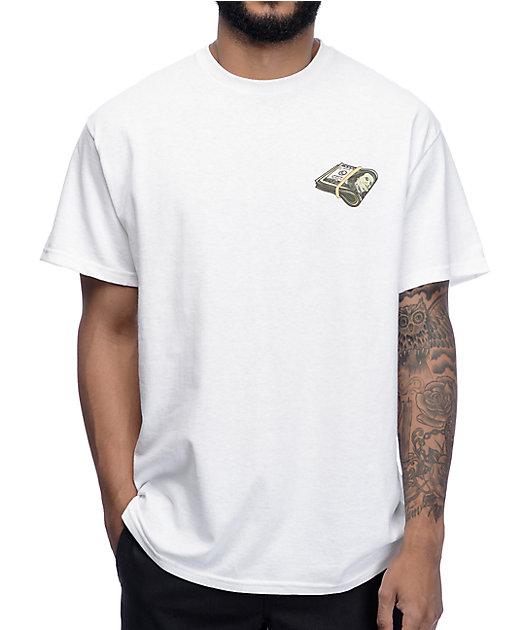 A-Lab Thousandaire camiseta en blanco
