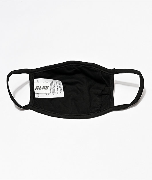 A-Lab Tiger Black Face Mask