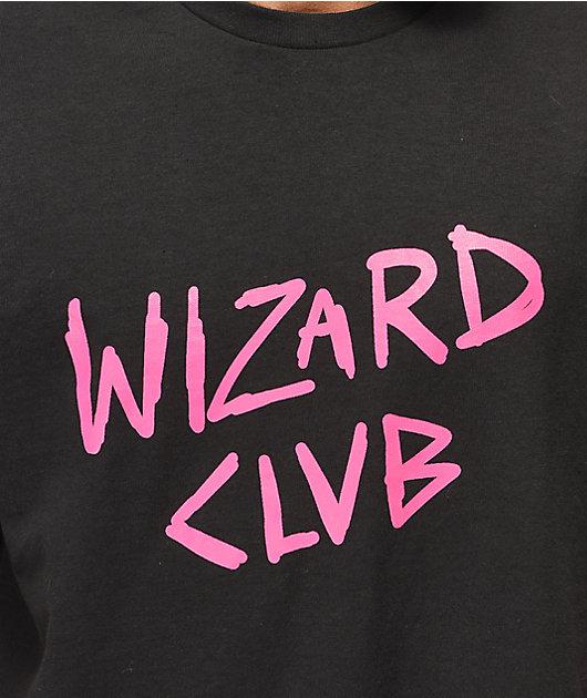 A-Lab Wizard Club Black T-Shirt