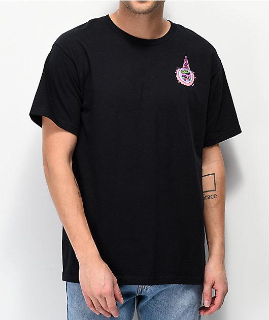 A-Lab Wizard Stuff camiseta negra