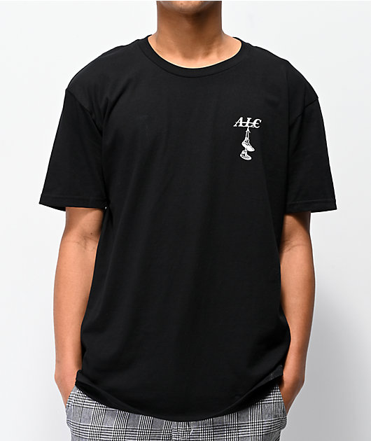 A Lost Cause Hood Life Black T-Shirt