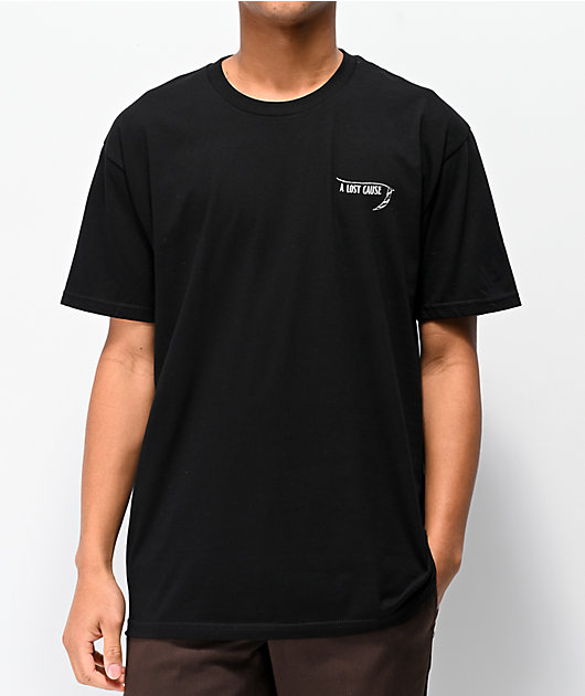 A Lost Cause Party Black T-Shirt
