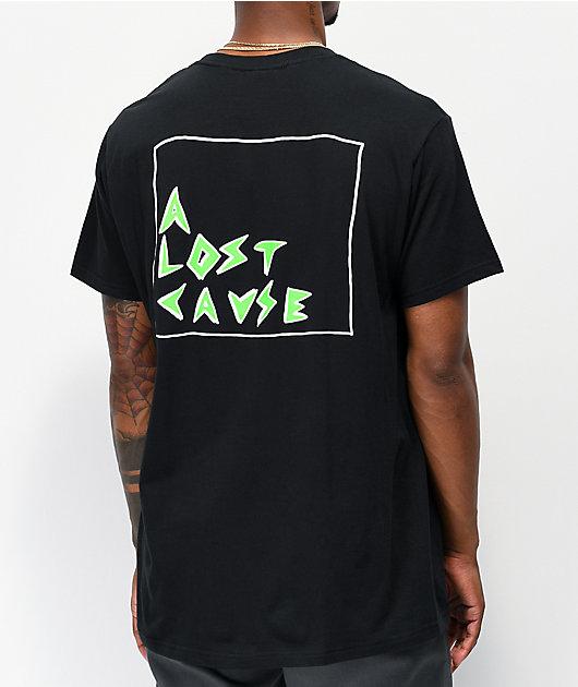 A Lost Cause Psycho camiseta negra