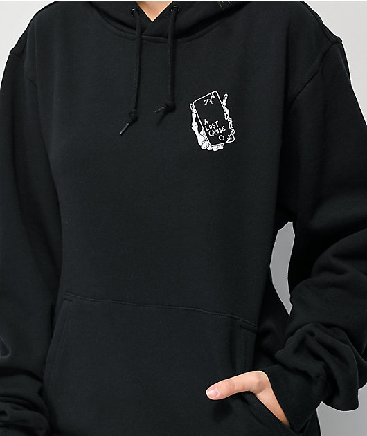 A Lost Cause Reflection Black Hoodie