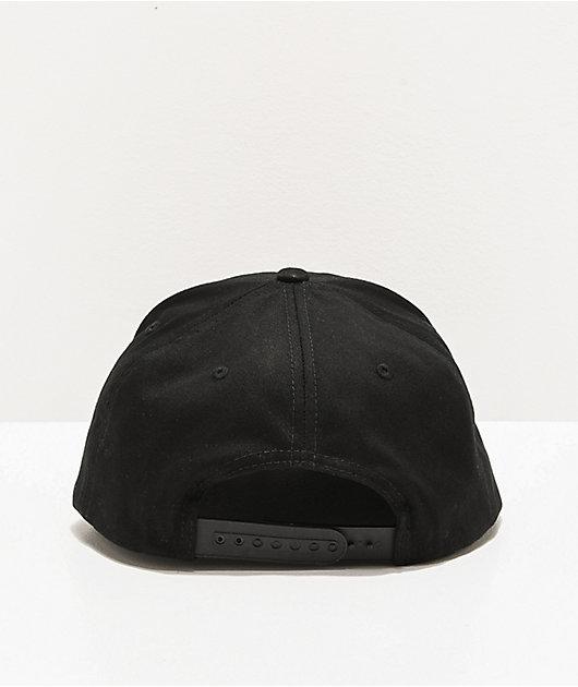 A Lost Cause Thrash Black Snapback Hat