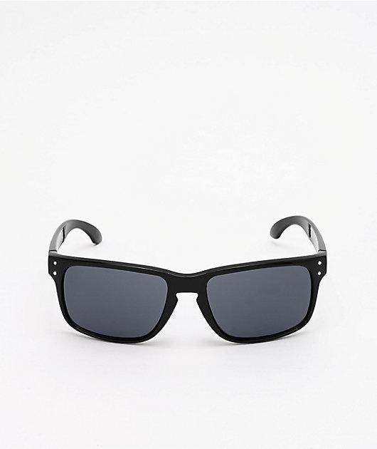 A Lost Cause Wrap gafas de sol en negro y humo