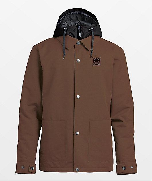 Airblaster Work Chocolate 10K Snowboard Jacket