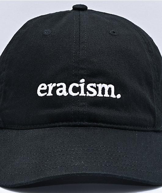 Akomplice Eracism Black Strapback Hat