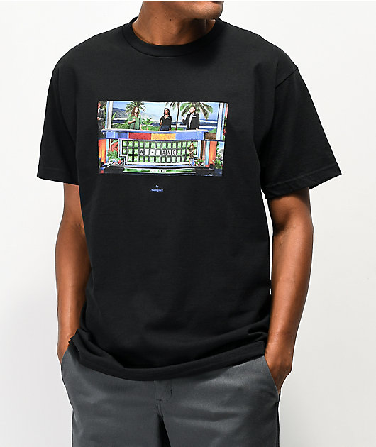 Akomplice Protect Ya Neck Black T-Shirt